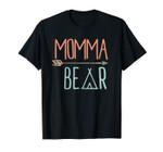 Cute Momma Bear Unisex T-Shirt Mom Unisex T-Shirt