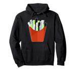 Agender LGBTQ Potato French Fries Gay Pride Pullover Hoodie, T-Shirt, Sweatshirt