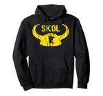 Skol Shirt Nordic Scandinavian Warrior Viking Helmet Hoodie, T-Shirt, Sweatshirt