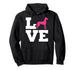 Great Dane Love Pullover Hoodie, T-Shirt, Sweatshirt