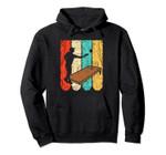 Vintage Retro Cornhole Graphic - Distressed Bean Bag Logo Pullover Hoodie, T-Shirt, Sweatshirt