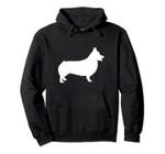 Welsh Corgi Pembroke Pullover Hoodie, T-Shirt, Sweatshirt