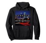 Classic Raleigh Nights Pullover Hoodie, T-Shirt, Sweatshirt