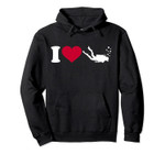 I love scuba diving Pullover Hoodie, T-Shirt, Sweatshirt