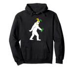 Mardi Gras Big Foot Funny Carnival Fat Tuesday Party Hoodie, T-Shirt, Sweatshirt