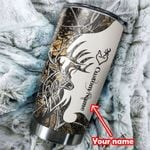 Felacia [Tumbler] Personalized Your Name Hunting Stainless Steel-1071