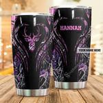 Felacia Hunting For Life Personalized Tumbler T69T9