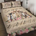 Felacia [Quilts Bedding Set] God says you are chihuahua AH0166