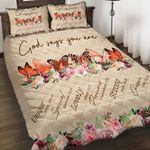 Felacia [Quilts Bedding Set] God say you are leukemia AAH023
