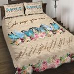 Felacia [Quilts Bedding Set] God say you are Prostate Cancer AAH018