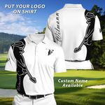 Felacia Personalized Golf Polo T-Shirt TO230404