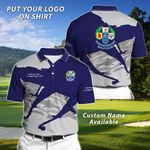 Felacia Personalized Golf Polo T-Shirt TO220405