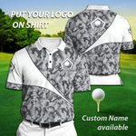 Felacia Personalized Golf Polo T-Shirt TN030402