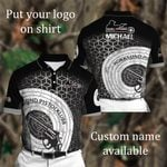 Felacia Personalized Gun Polo T-Shirt TH188