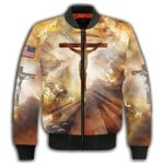 Felacia God Is My Father  3D All Over Printed Clothes AHCCL18