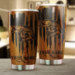 Felacia [Tumbler] Custom Musky Fishing Stainless steel beer, coffee  - adult and kids - best Birthday, Christmas gifts for Fishing Lovers - IPHW36C3918
