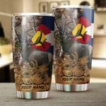 Felacia [Tumbler]  CO Colorado Best elk Hunting camo Customize name Cup - Personalized Fishing gift for Fishing lovers - NQS805C3860