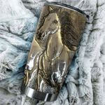 Felacia [Tumbler] The Strong Horse - Lover Horse - Best Gift For Horse IdeaC5749