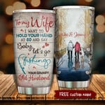 Felacia [Tumbler] To My Wife - I want to hold your hand C5657