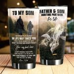 Felacia [Tumbler] Dad to Son - Enjoy the ride and never forget your way back home - C5674