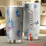 Felacia [Tumbler] Gift For Butterfly Lover Butterfly Jewelry Style Personalized PYR0801006Z HGC2871