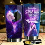 Felacia [Tumbler] To My Wife - From our first kiss. Till our last breath C0695