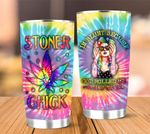 Felacia [Tumbler] Gift For Hippie 420 Colorful Stoner Chick CPC2783