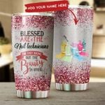 Felacia [Tumbler] Blessed Are The Nail Technicians C4079