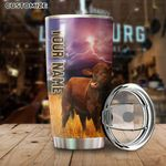 Felacia [Tumbler] The Mighty Angus Personalized Name 3D For FarmerC2943
