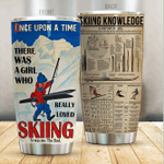 Felacia [Tumbler] Skiing Once Upon A Time There Was A Girl Who Really Love Skiing It Was Me The EndC5391