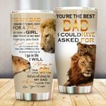 Felacia [Tumbler]  Lion To My Dad From DaughterC3402