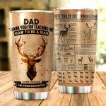 Felacia [Tumbler] Dad Thank You For Teaching Me How To Be A Man For Hunting LoversC0944