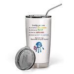 Felacia [Tumbler] Father's Day Custom C4477
