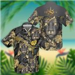 Felacia [Hawaii Shirt] Jesus and Lion Aloha -ZX0983