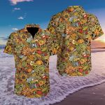 Felacia [Hawaii Shirt] Amazing Happy Thanksgiving Pattern #1111l-ZX2188