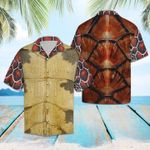 Felacia [Hawaii Shirt] Awesome Sea Turtle Unisex Hawaiian Aloha Shirts-ZX2177