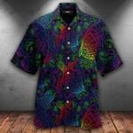 Felacia [Hawaii Shirt] Mandala Turtle Colorful -ZX0721