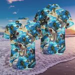 Felacia [Hawaii Shirt] Cool Shark Summer Vibe Tropical Hawaiian Aloha Shirts-ZX2514