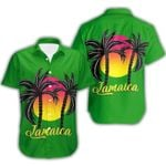 Felacia [Hawaii Shirt] Jamaica Coconut Tree-ZX0880