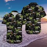 Felacia [Hawaii Shirt] T-rex On Vacation-ZX1013