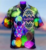 Felacia [Hawaii Shirt] Have An Eggcellent Easter-ZX0944