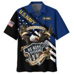 Felacia [Hawaii Shirt] Eagle US Navy All Gave Some Some Gave All Veterans -ZX3308