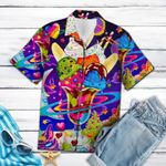 Felacia [Hawaii Shirt] Ice Cream in the Planet -ZX1035