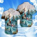 Felacia [Hawaii Shirt] Easter Jesus God Save Our Life Hawaiian Aloha Shirts-ZX2496