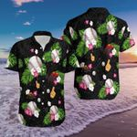 Felacia [Hawaii Shirt] Baseball Black #149dh-ZX0623