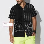 Felacia [Hawaii Shirt] Personalized One Line Drawing Golfer Custom Name-ZX3097