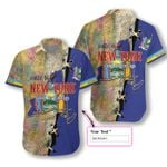 Felacia [Hawaii Shirt] Personalized Name Made In New York-ZX2750