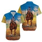 Felacia [Hawaii Shirt] Secretariat Best Horse Racing -ZX2169