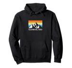 Vintage Glenmoor, Ohio Mountain Hiking Souvenir Print Pullover Hoodie, T Shirt, Sweatshirt