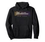 Manhattan Shirt Nostalgic Retro Style New York City Pullover Hoodie, T Shirt, Sweatshirt